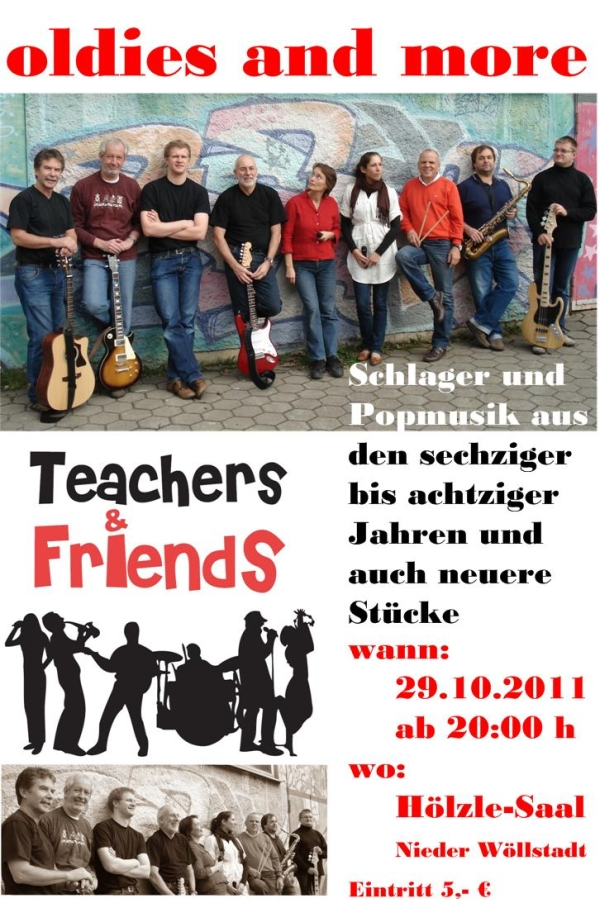 Teachers & Friends